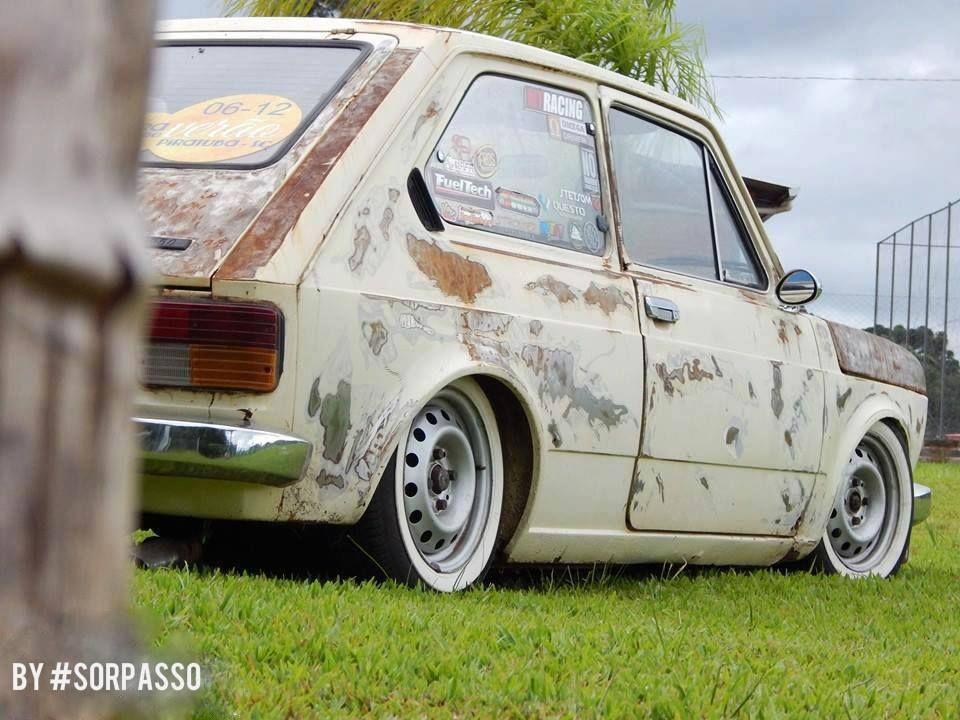 Fiat 126 Com Imagens Carros Enferrujados Carros E Motos