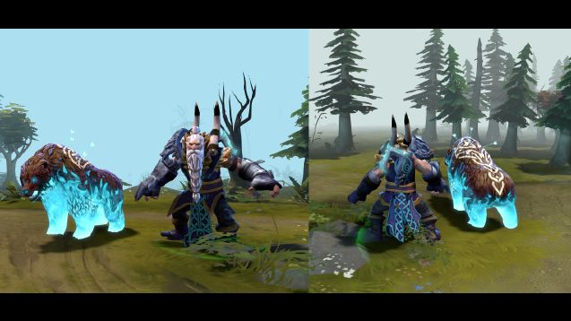 Might of the Stone's Spirit - Lone Druid