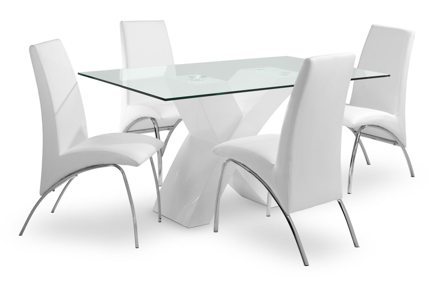 Opal Casual Dining 5 Pc Dinette