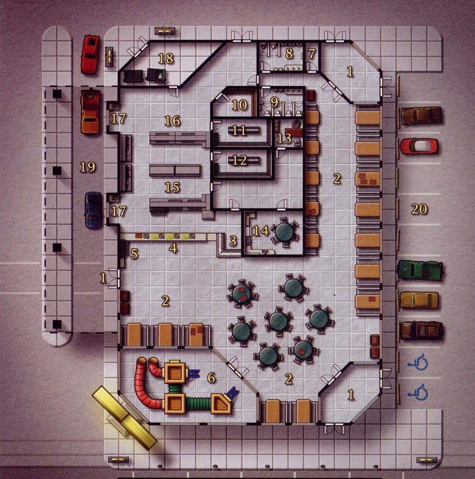 pin von mordenkainen auf d20 modern maps pinterest grundriss planer und geb ude. Black Bedroom Furniture Sets. Home Design Ideas