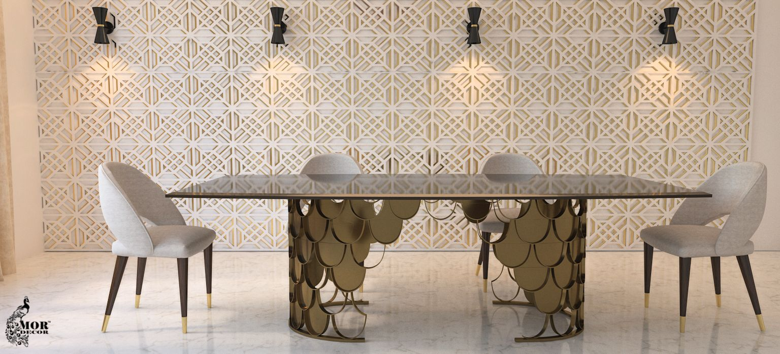 Design Your Dining Area With Our Imperial Dining Table Italian