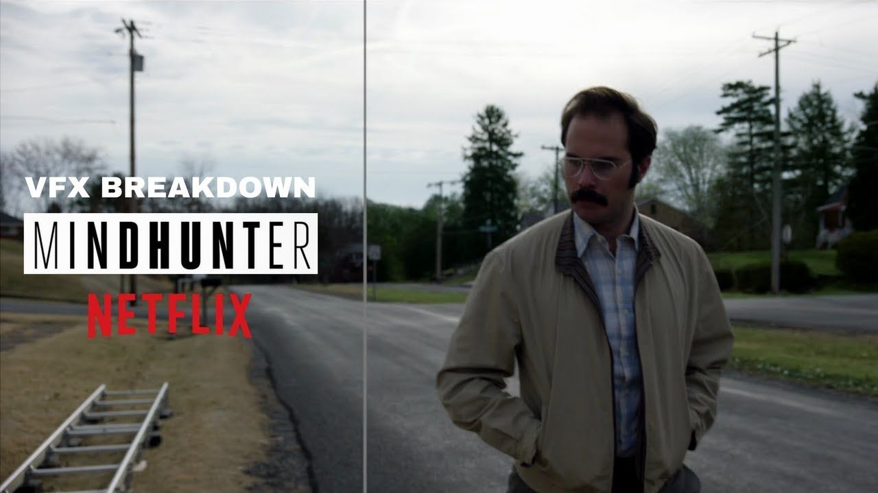 Check Out The Amazing Mindhunter VFX Breakdown By Artemple ALL - A fascinating breakdown of the visual effects in netflixs mindhunter