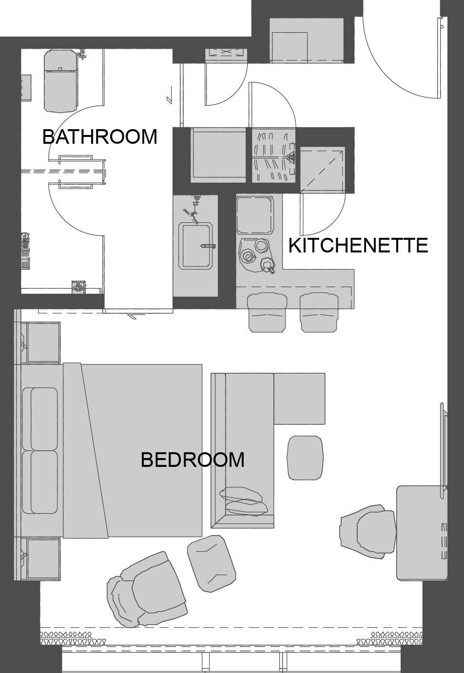 Image Result For Novotel Suites Plan Bedroom Layouts Home Suites Hotels Room