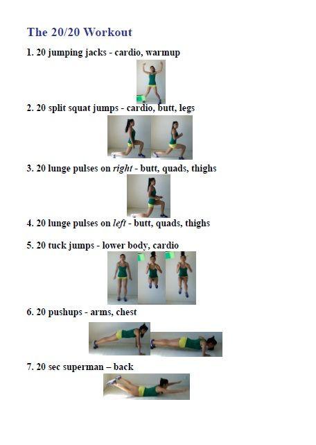 Blogilates 20 20 Workout Blogilates Quick Workout Workout