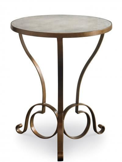 Amelie Side Table Mr Brown London Side Table Gold Side Table