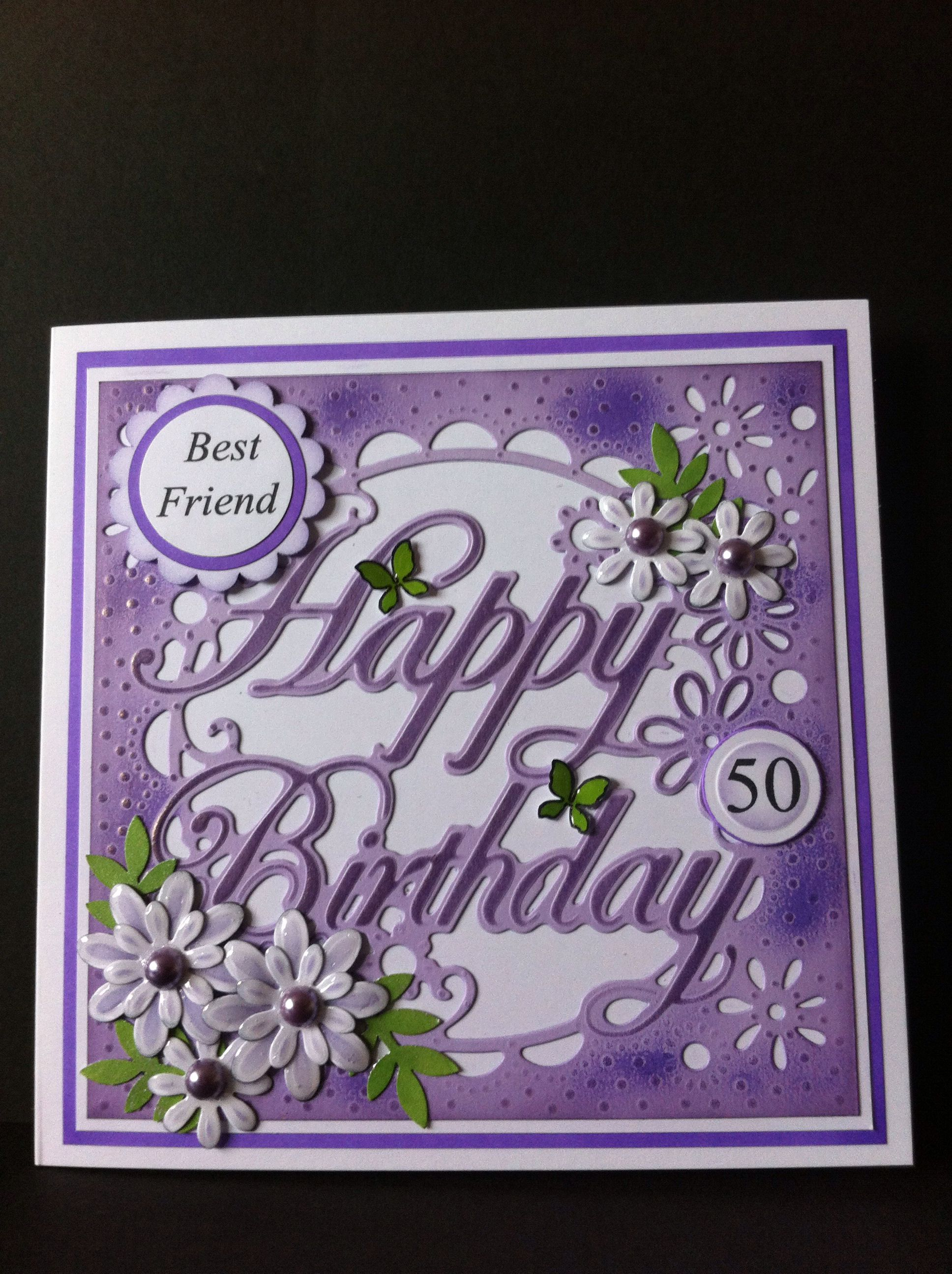 Birthday Card All essential products for this project