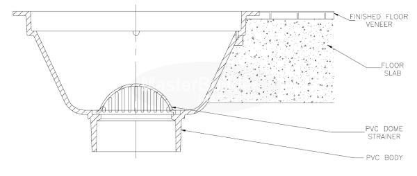 Zurn Fd2370 Pvc 12 Floor Sink Flooring Pvc