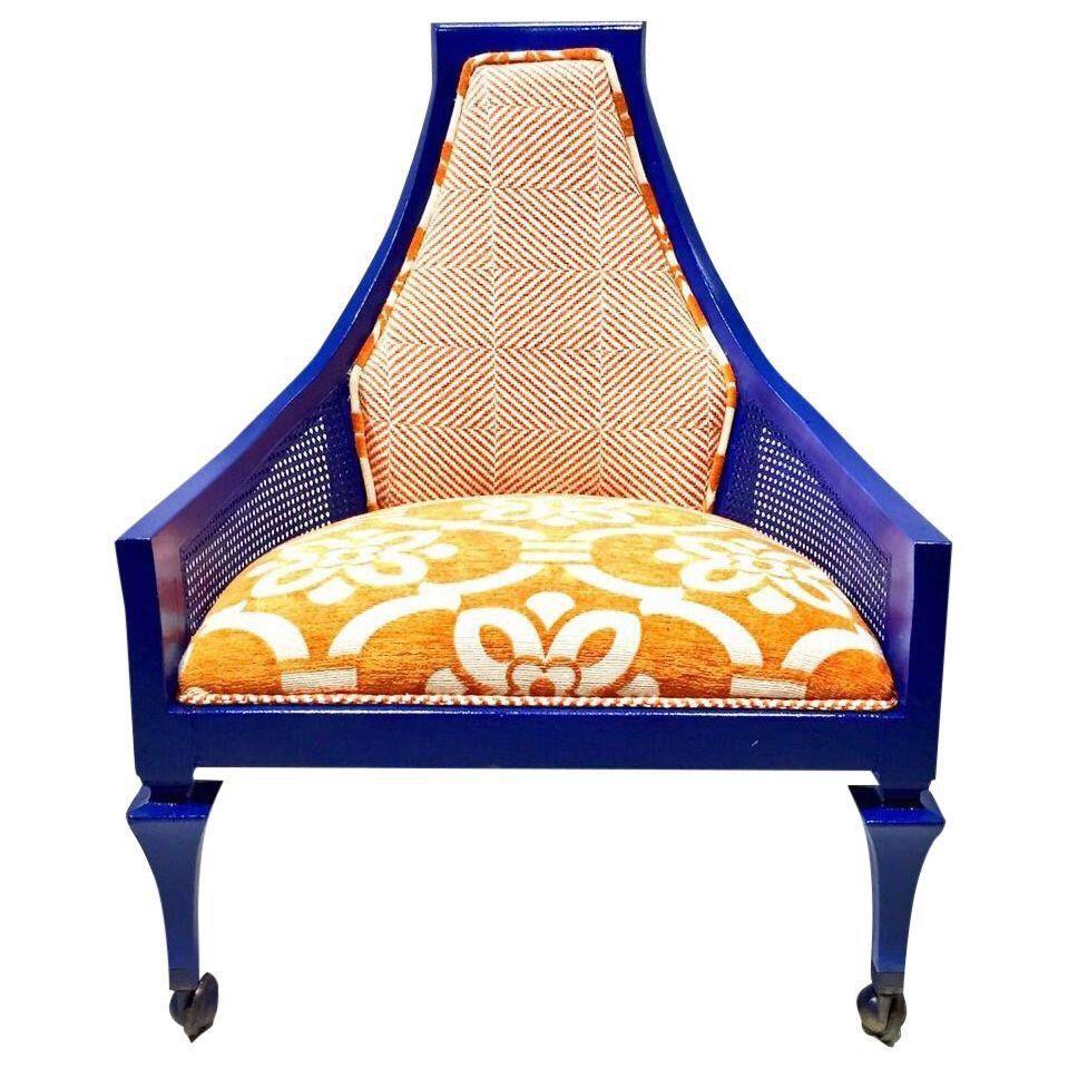 Best Mid Century Modern Chair Cobalt Blue Modern Chairs 640 x 480
