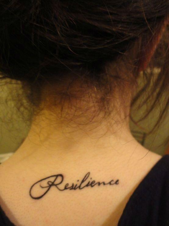 40 Charming One Word Tattoo Examples Ein Wort Tatowierungen One