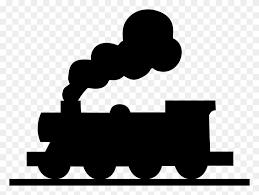 Train Clipart Black And White Google Search Letter A Crafts Train Silhouette Train Clipart
