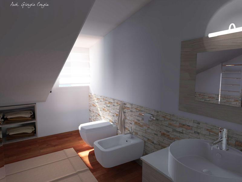 Bagno Progetto ~ Ambiente c arredo bagno progetto nr proposta smart di
