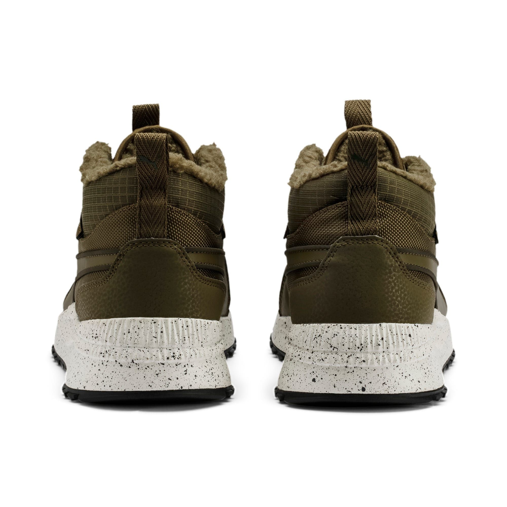 PUMA Pacer Next Trainers Winterised Boots in Burnt Olive