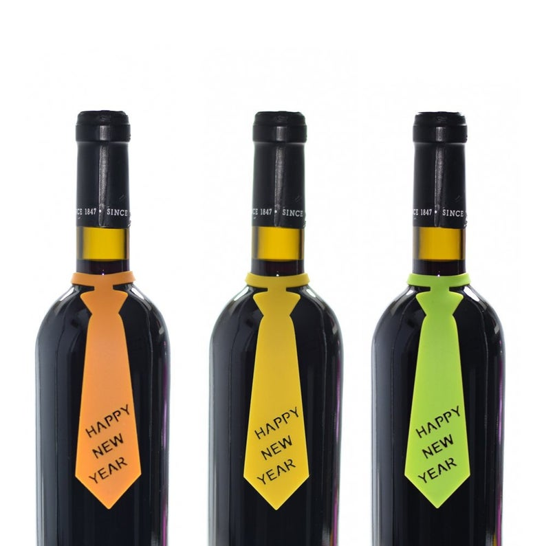 Special Silicone Tags For Wine Bottles Unique Wine Bottle Decor