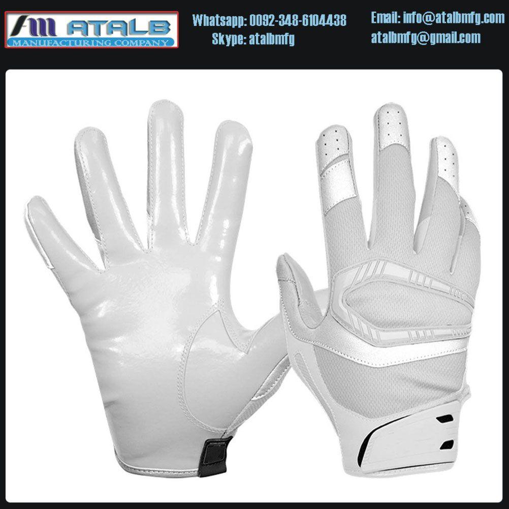 American Football Gloves Manufacturer Exporter Supplier American Football Glove Manufacturing Co American Football Football Gloves Football