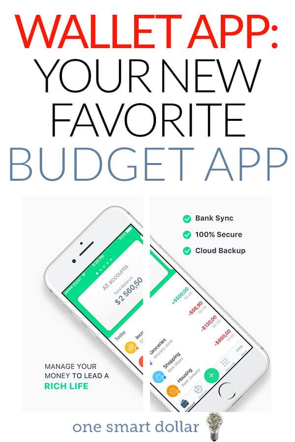 Wallet App Review Your New Favorite Budget App Budget