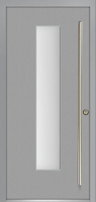 Milano-11 Silver modern exterior door by Milano Doors  sc 1 st  Pinterest & Milano-11 Silver modern exterior door by Milano Doors   Windows and ...