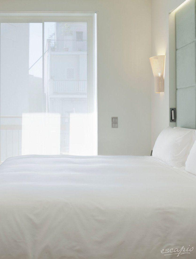 Weißes Schlafzimmer <3 New Hotel in Athen, Griechenland | White ...