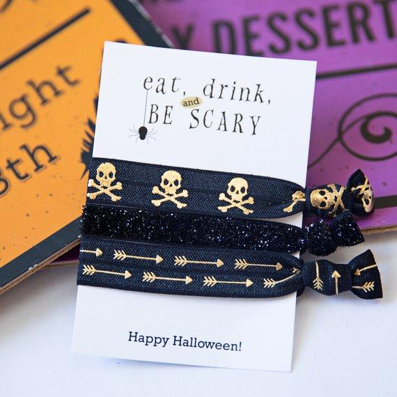 Halloween Party Favors, Halloween Classroom Favor, Halloween Party