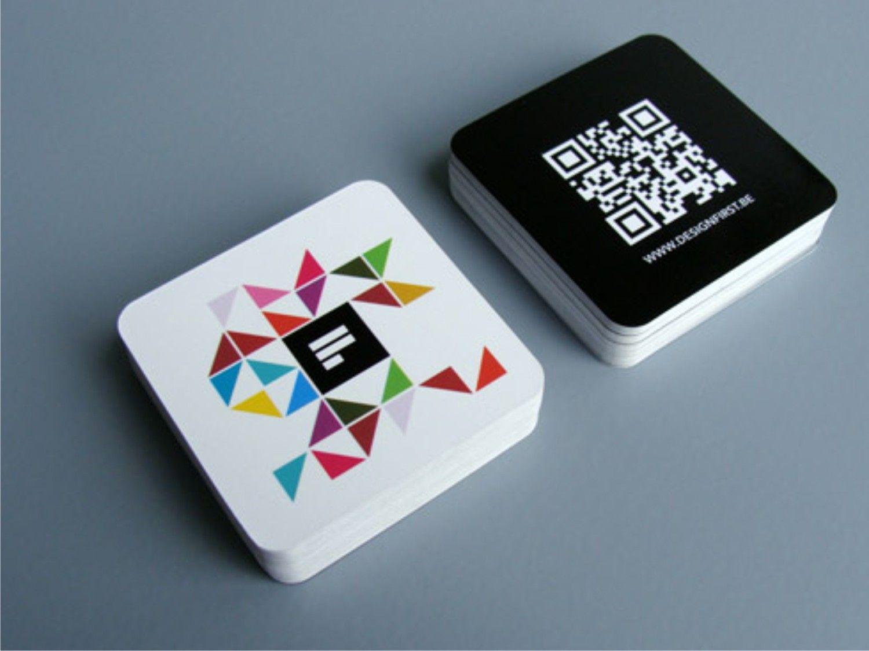 Mini cartão c/ corte especial | Cartões de Visita | Pinterest ...