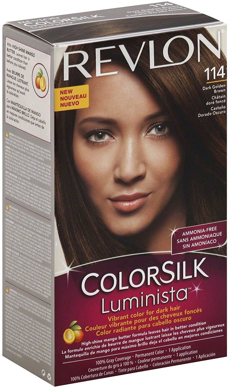 Revlon Colorsilk Luminista Hair Color 114