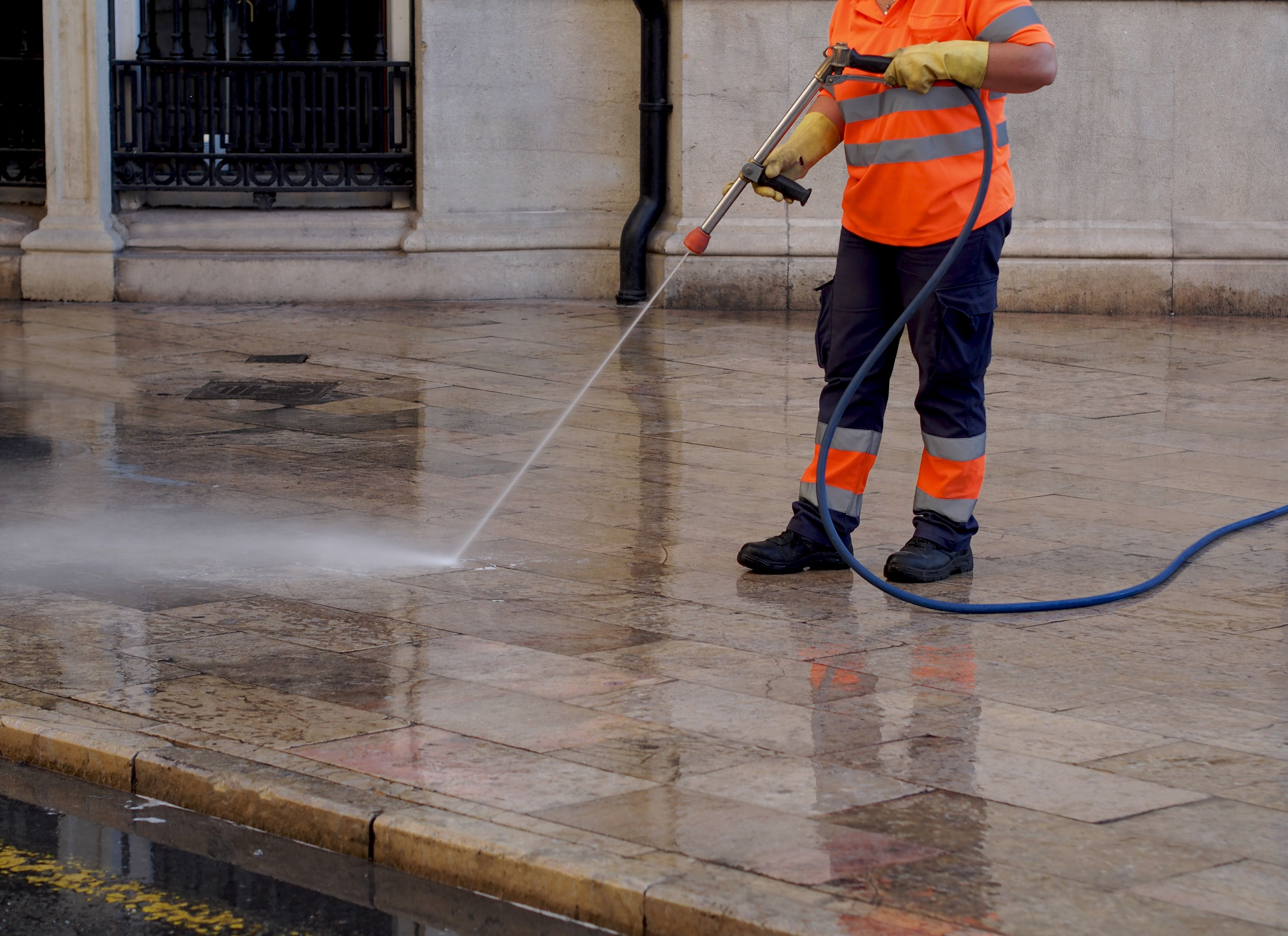 Only select cleaning companies are qualified to provide