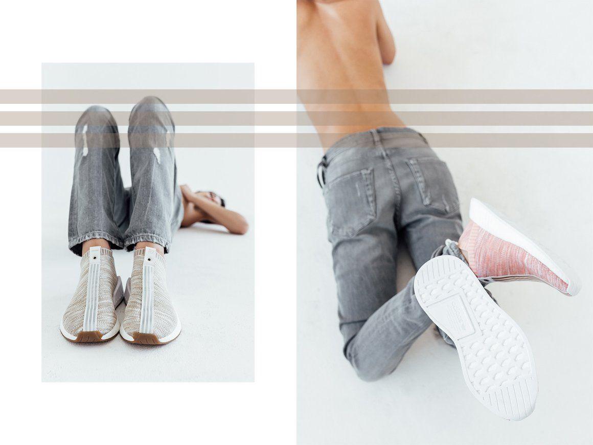 Lookbook: adidas Consortium NMD CS2 PK x desnuda x Kith NMD