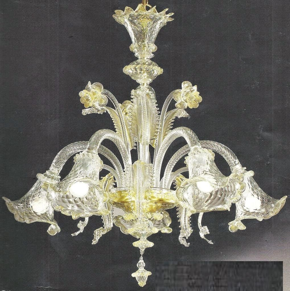 Lampadari In Vetro.Lampadari In Vetro Di Murano 17 Lampadari Tradizionali In
