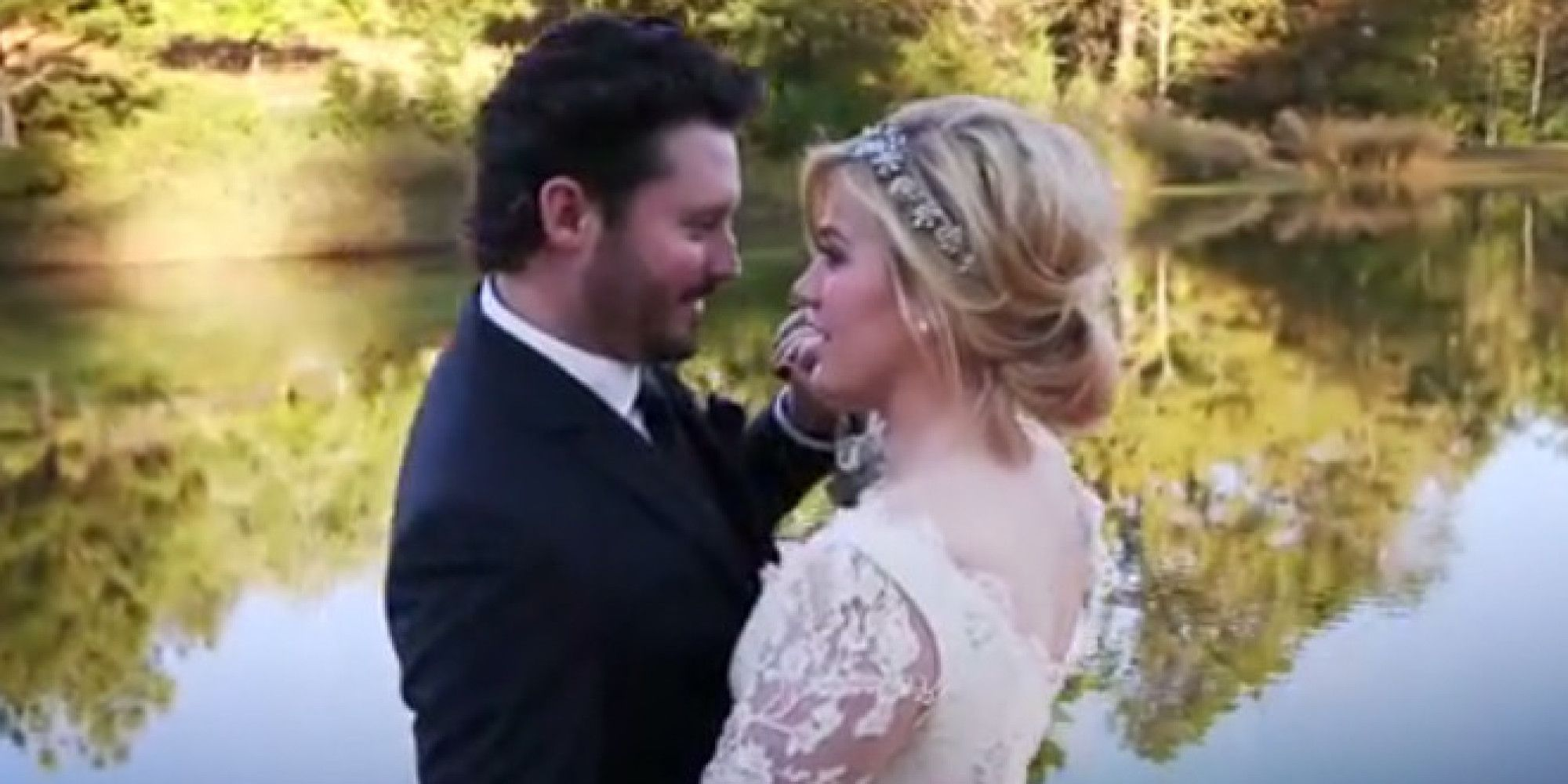 Kelly Clarkson S Wedding Video Will Make Your Day Kelly Clarkson Wedding Kelly Clarkson Wedding Video