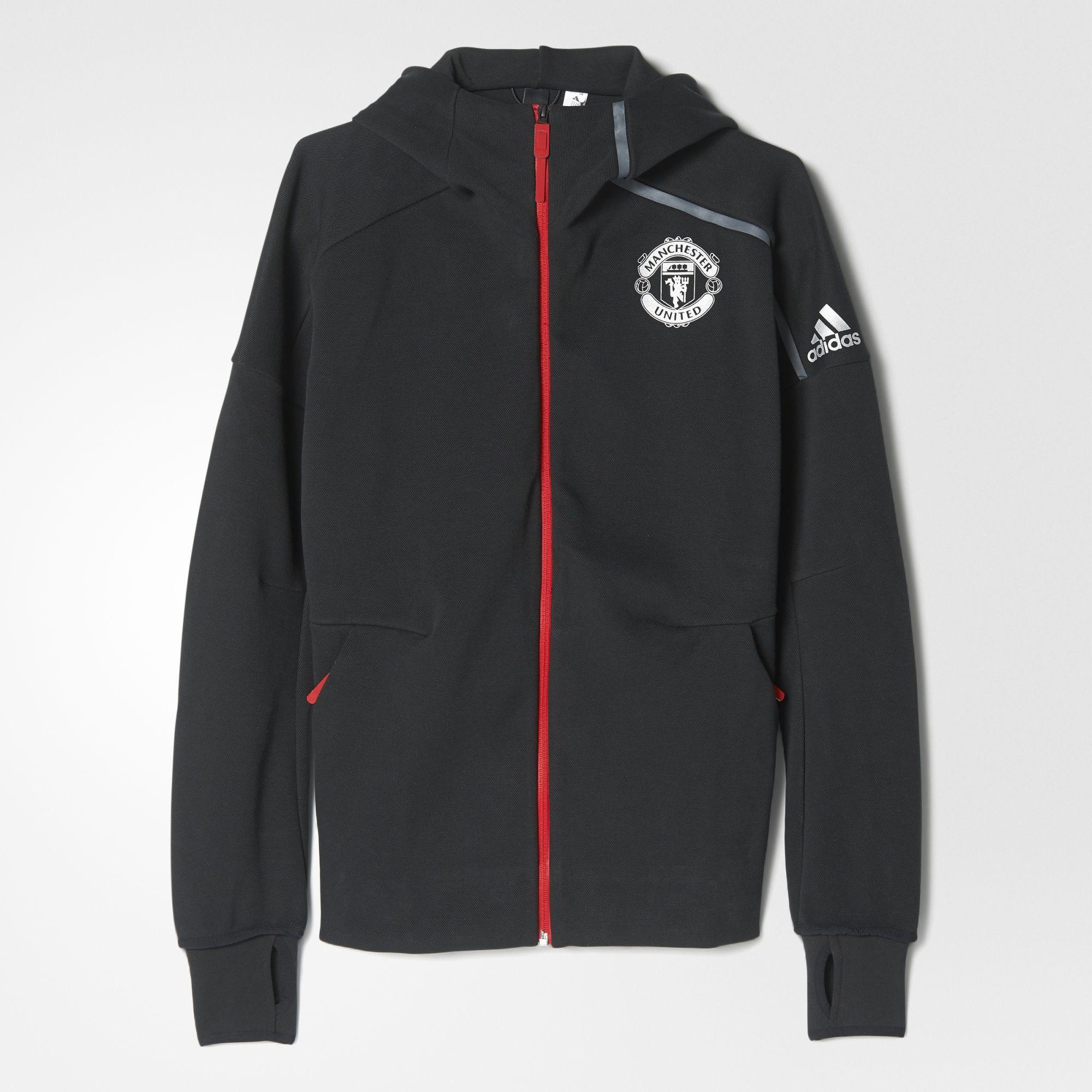 Adidas chaqueta Manchester United FC Anthem Manchester United