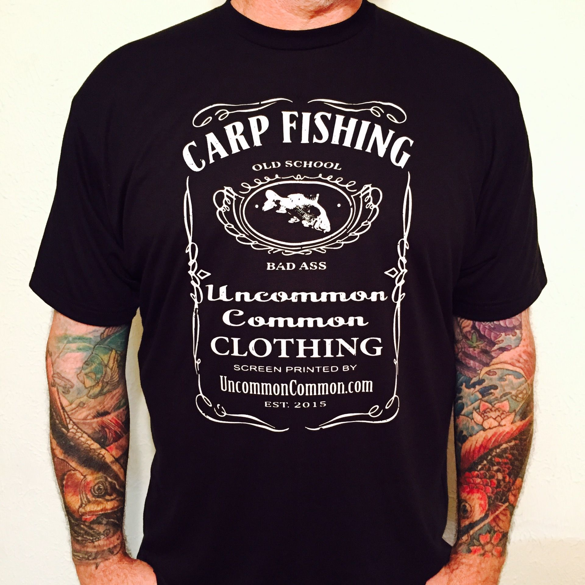 Carp Fishing Tee Shirt