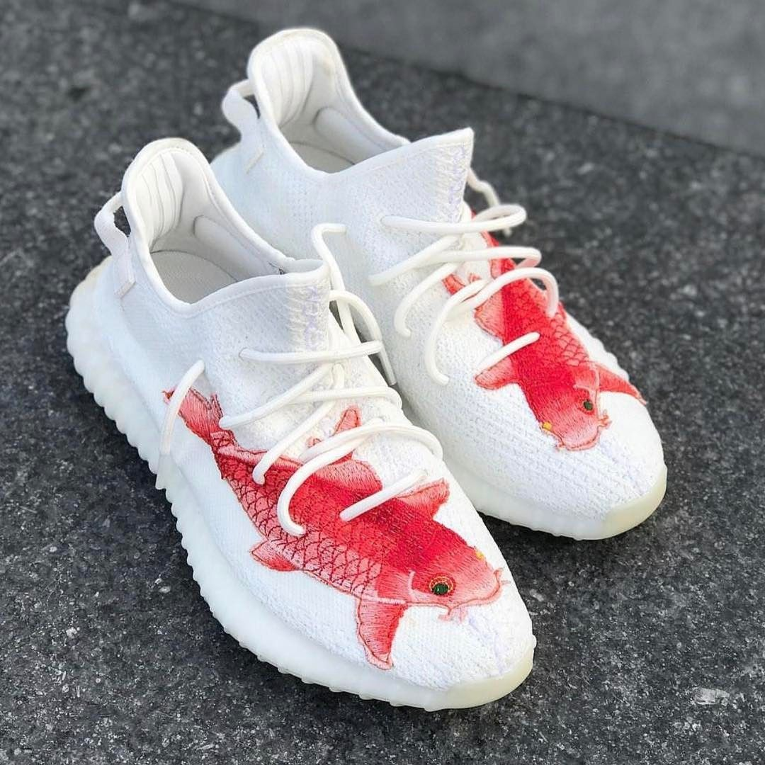 The Quot Cream White Quot Yeezy Boost 350 V2 Is Hyper