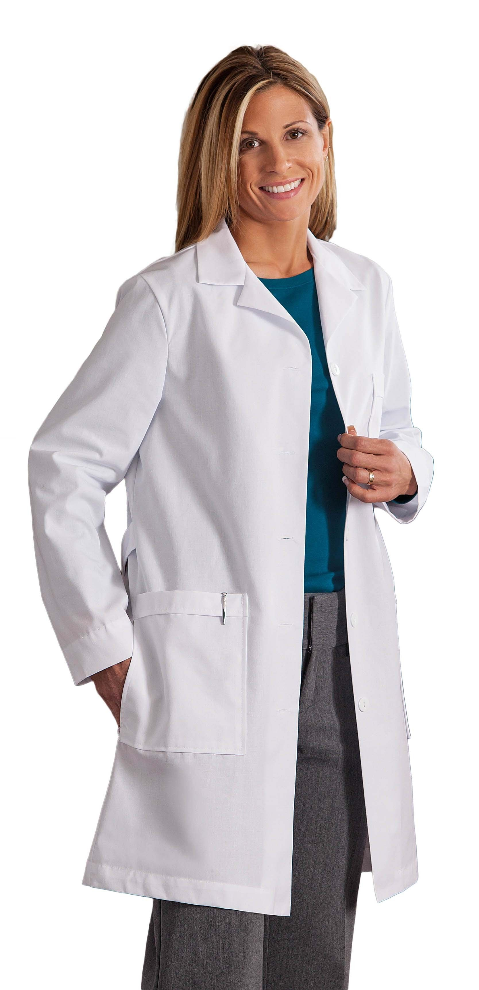 womens-lab-coat-petite