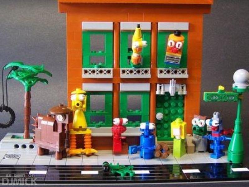 Cool LEGO Creations Gallery Lego Pinterest Lego