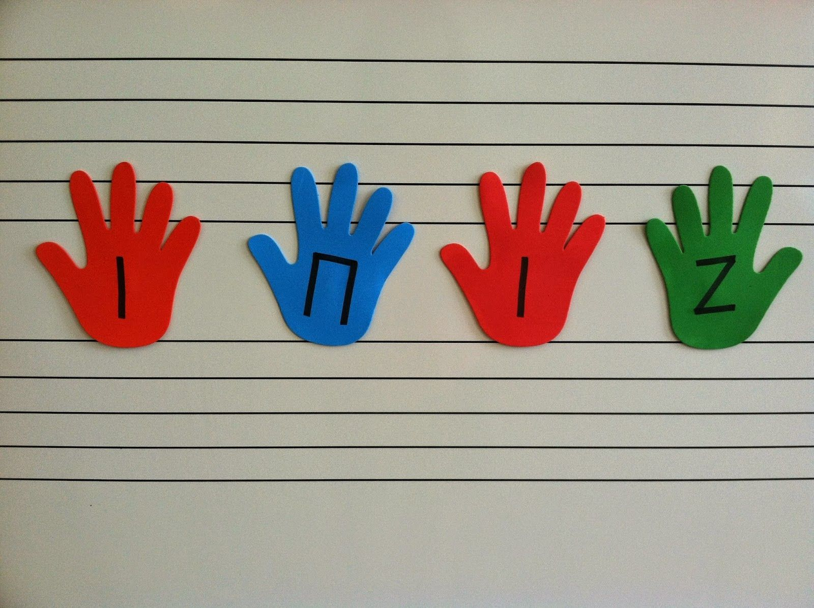 Kodaly Corner A Couple Games For Reading And Writing