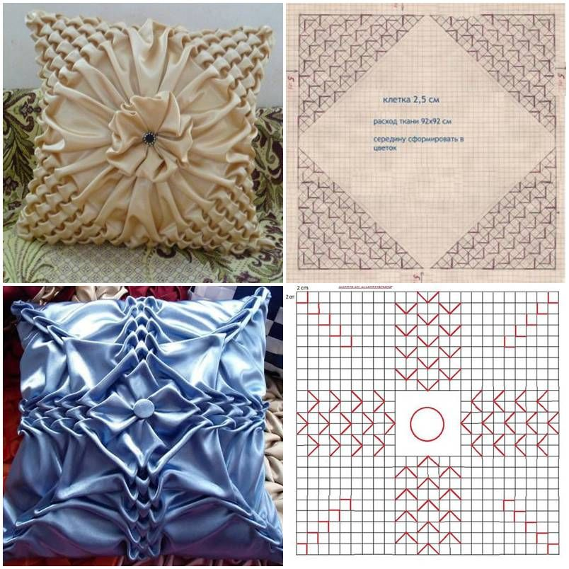How to make Pillow Patterns Puffed Sleeves DIY tutorial instructions How to how to