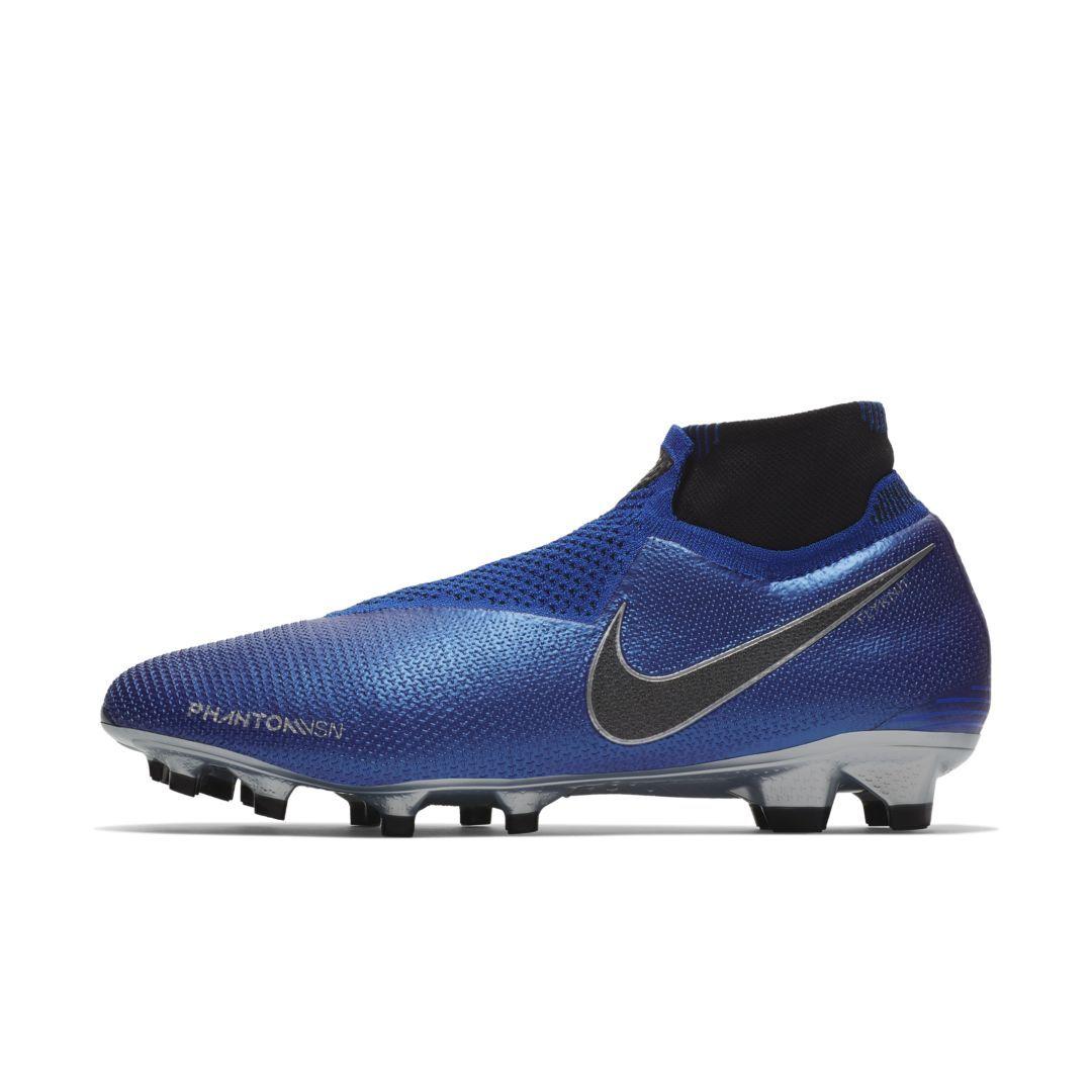bd0b45c2b Nike PhantomVSN Elite Dynamic Fit Game Over FG Firm-Ground Soccer Cleat Size