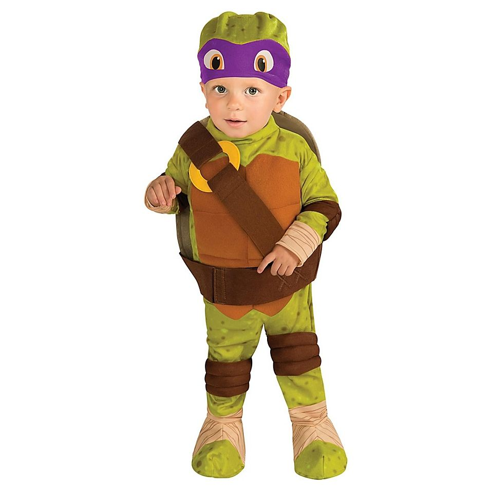 2020 Halloween Costumes Donatello TMNT: Donatello Child's Halloween Costume in 2020 | Toddler