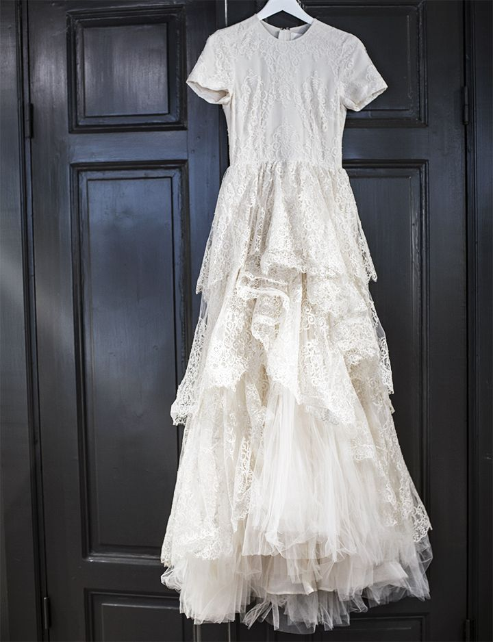 95d1aff3b98 Conscious Collection Exclusive H M HM 2014 WEDDING lace DRESS in 2019