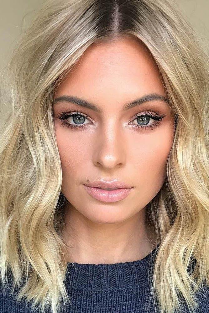 36 Ideas For Natural Bridal Makeup   Makeup Looks   Hair ...