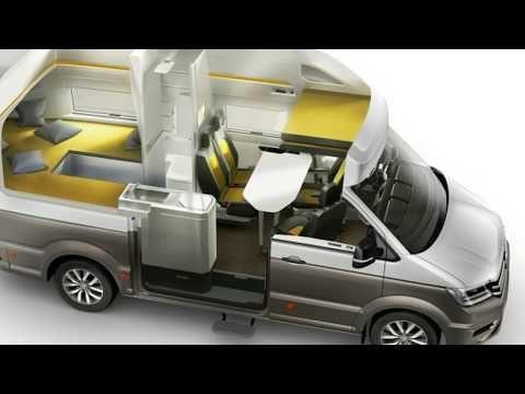 2018 Volkswagen California XXL | The Camper Van of Everyone\'s Dreams ...