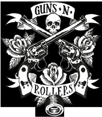 guns and roses logo Google zoeken