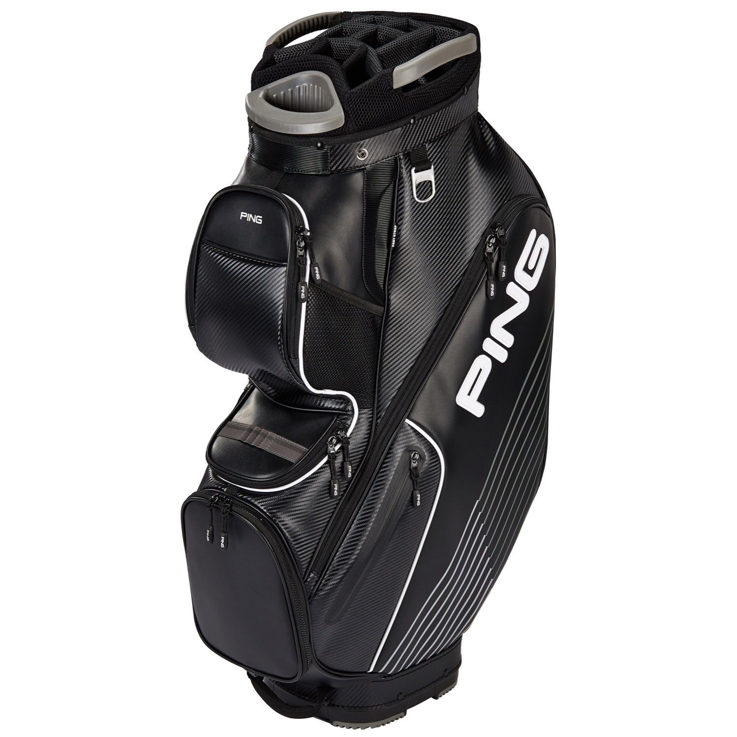 Ping Dlx Ii Golf Cart Bag Black Scottsdale