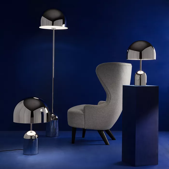 Tom Dixon Bell Floor Lamp In 2020 Floor Lamp Lamp Flooring