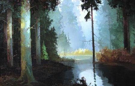 Scribble Junkies Viktor Bykov Landscape Art Art Environmental Art
