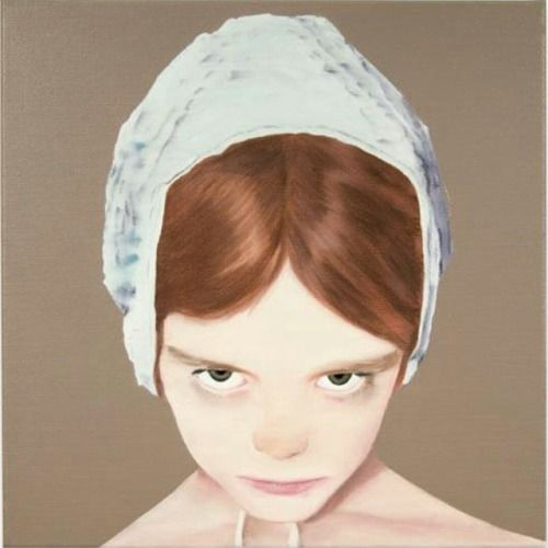 Love her every painting  So inspiring #katinkalampe #painting #art #love