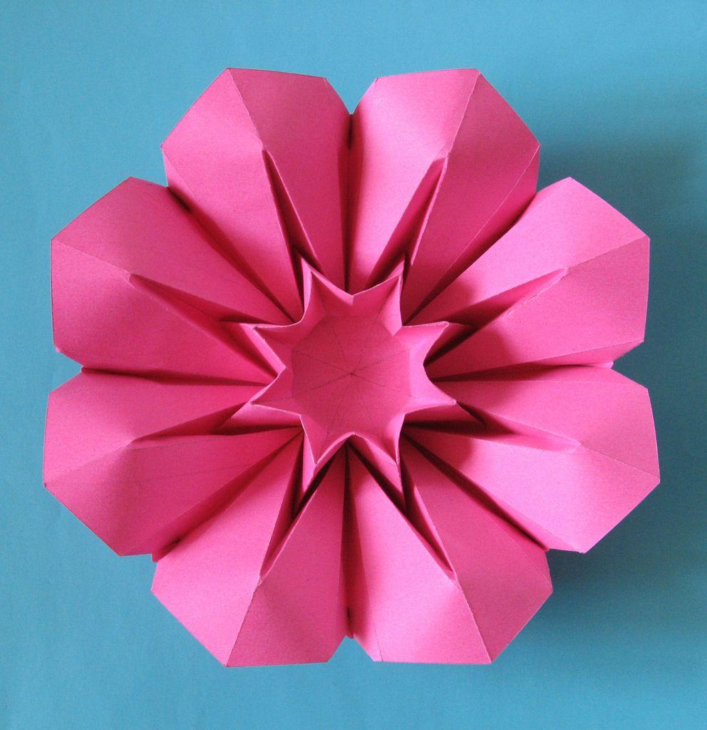 Corolla Variazione 1 Origami Craft And Origami Paper