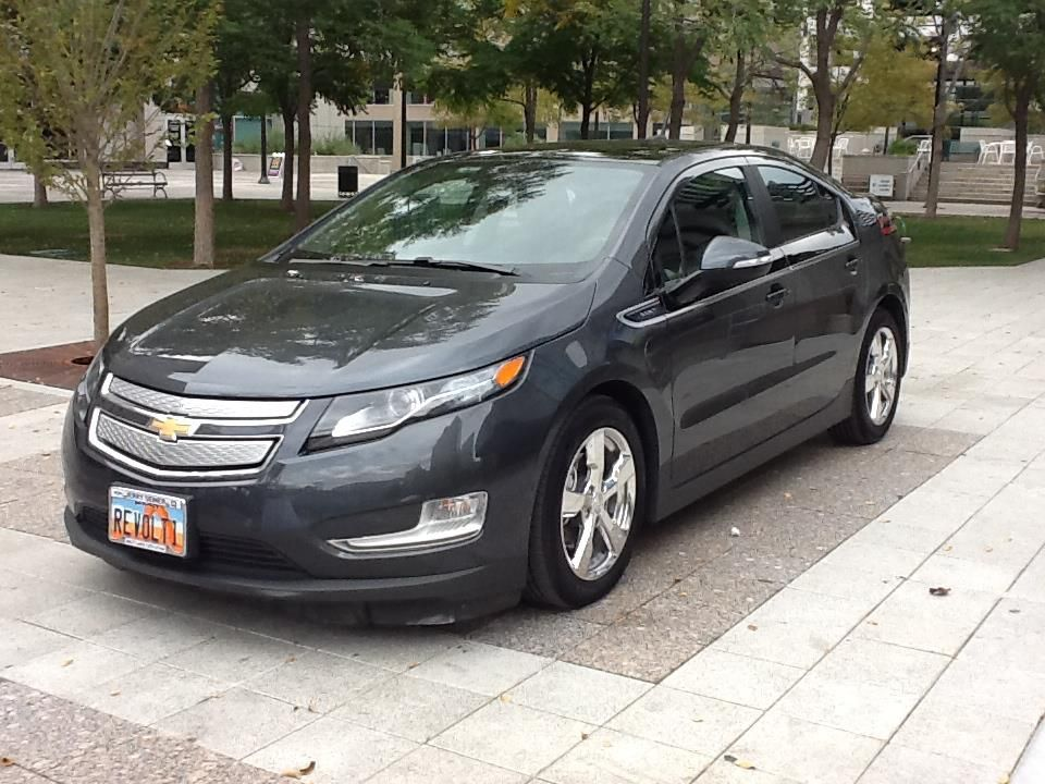Chevy Volt 2012 National Plug In Day Salt Lake City Ut Viamotors Chevrolet Volt Chevrolet Salt Lake City