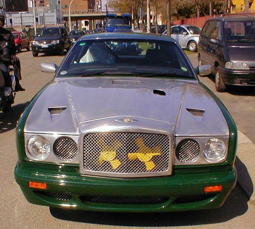 Cars Bentley Continental R 1992: Continental R Leggera By Carlo Talamo (1996