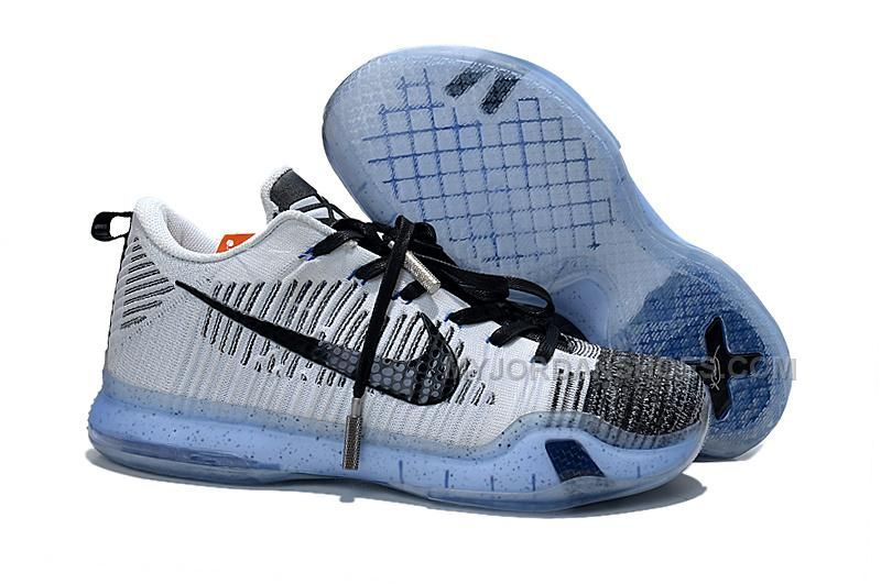 "9cc9e2a5602b Nike Sneaker NikeLab Kobe 10 Elite Low HTM ""Shark Jaw"" Cheap Online ..."