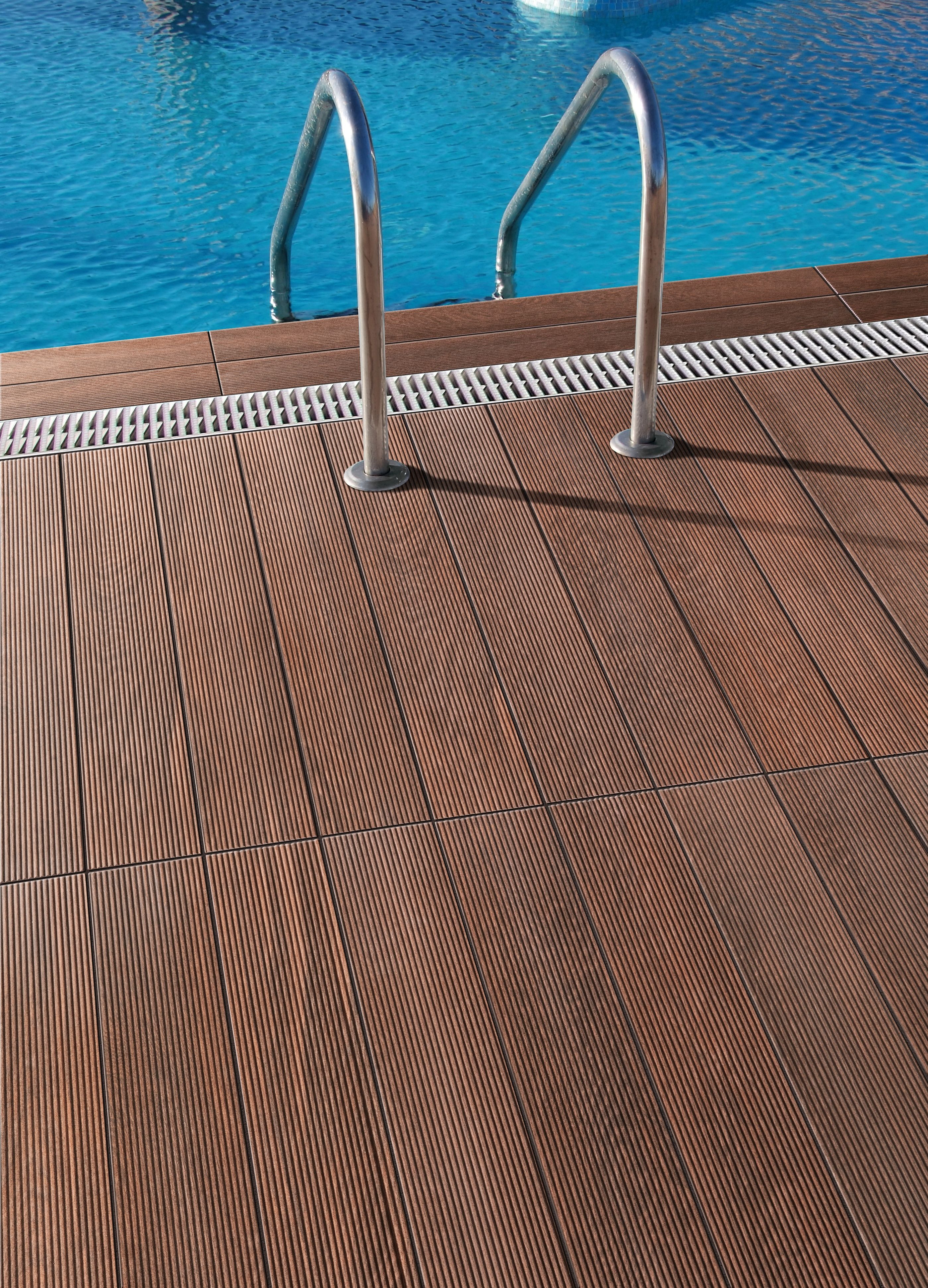 Porcelain Wood Look Tiles For Outdoor Decks Pinterest